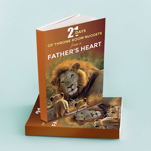 21 Days of Throne Room Nuggets from a Father's Heart