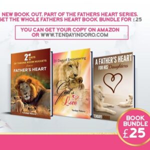 Fathers Heart Book Set